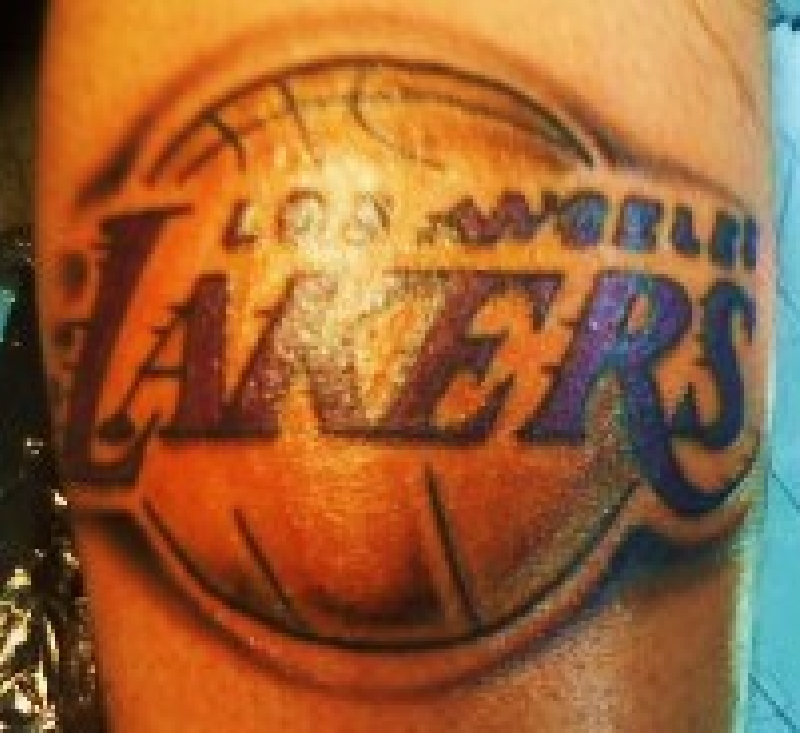 Lakers tattoo archive worldwide tattoo supply for World wide tattoo supply