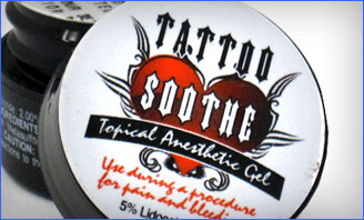 Tattoo Soothe