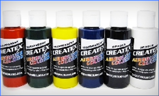 Airbrush Ink Sets