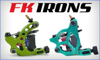FK Irons Coil Machines