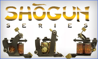 Shogun Series Tattoo Machine