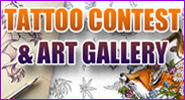Tattoo Contest & Gallery