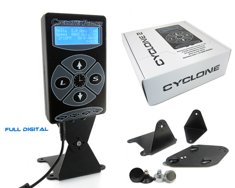 Digital Power Supply : Cyclone digital power supply supplies