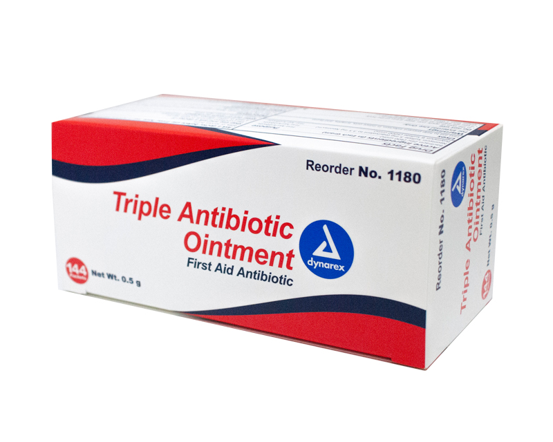 triple antibiotic ointment a d and skin ointments
