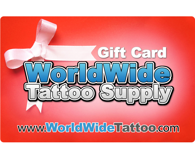 Gift card gift cards gift cards warmer worldwide for World wide tattoo supply