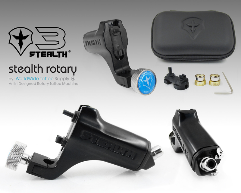 Stealth 3 0 Black Stealth 3 0 Rotary Rotary Machines