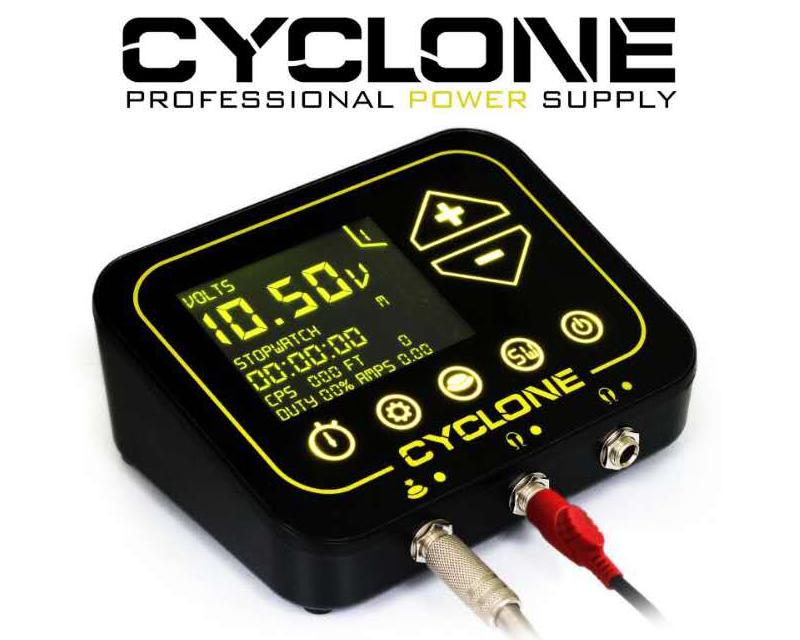 Digital Power Supply : Cyclone tilt digital power supplies tattoo
