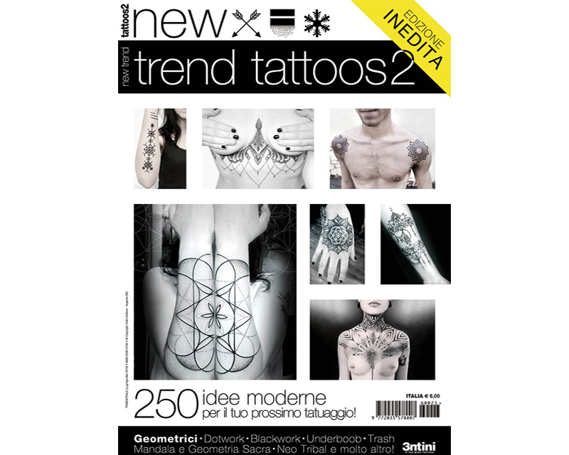 Variety tattoos reference book 10 reference books for Tattoo reference books