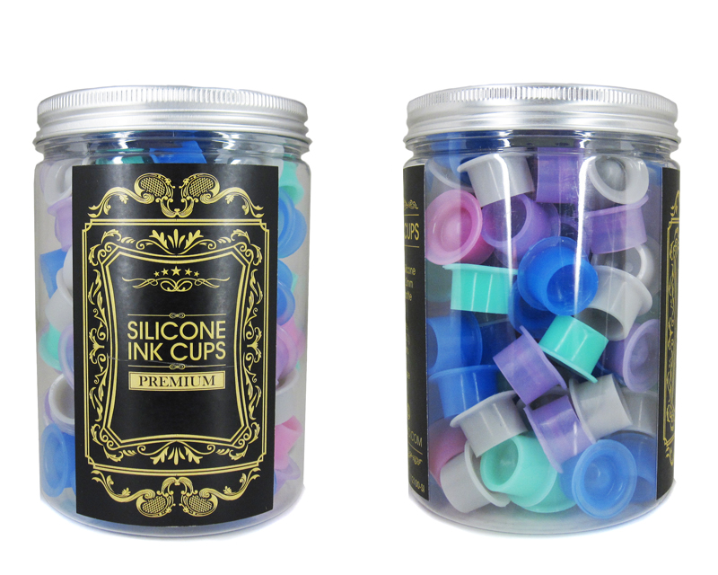 silicon suction ink cups ink cups holders