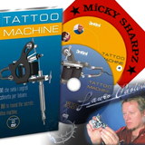 Tattoo Machine DVD