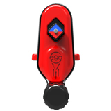 Bez's EGO V3 Vertex (Red)