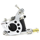 Dialer Tattoo Machine (SILVER)