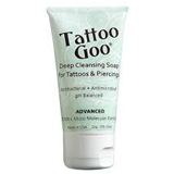 Tattoo Goo Tattoo/Piercing Cleansing Soap