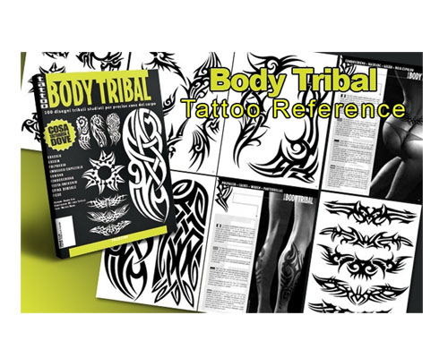 Body Tribal Flash Book