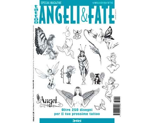Angels & Faries Flash Book