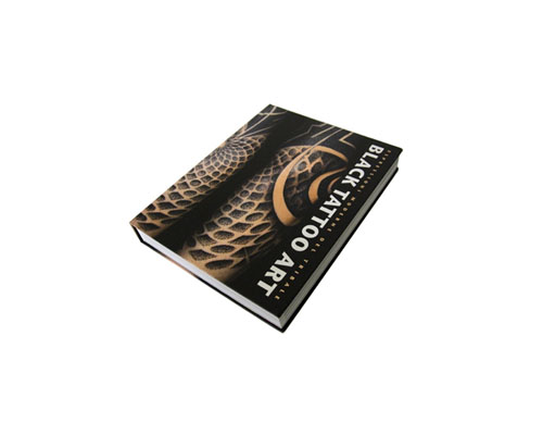 Book Cover Black Tattoo : Black tattoo art hard cover book reference books