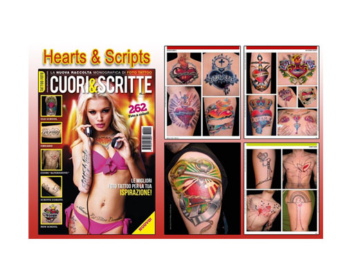 Hearts & Scripts Reference Book