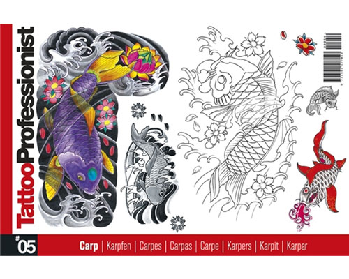 Pro Carp Koi Flash Book #5