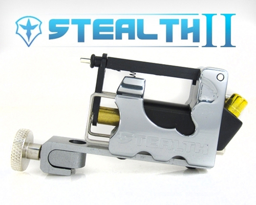 Stealth 2 0 grey stealth 2 0 rotary rotary machines for Stealth tattoo machine