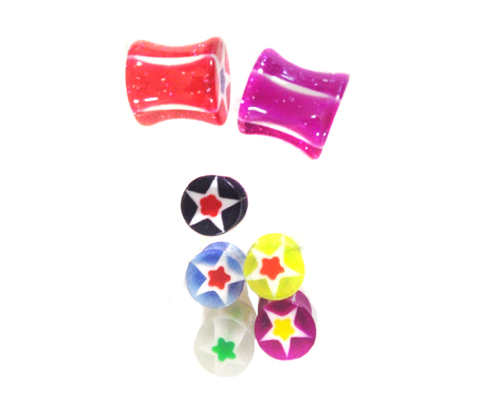 Discontinued Piercing Jewelry(Plugs/Expanders)