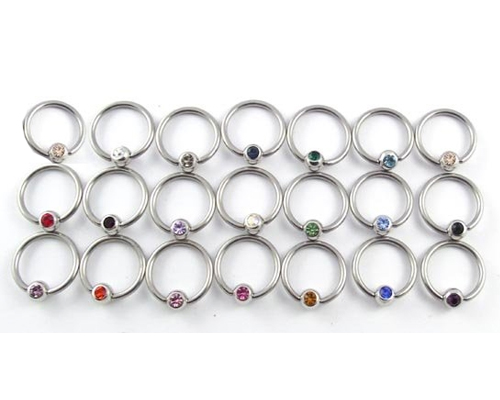 Discontinued Piercing Jewelry(BCR )