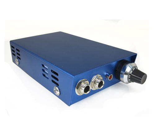 Compact power supply blue basic power supplies for World wide tattoo supply