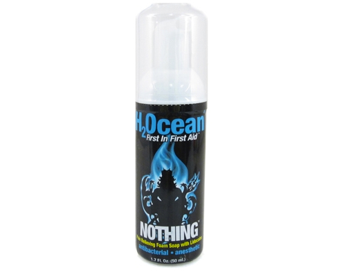 Nothing Foam Soap with Lidocaine