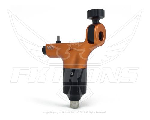 Spektra halo tangerine fk irons rotary machines for Spektra halo tattoo machine