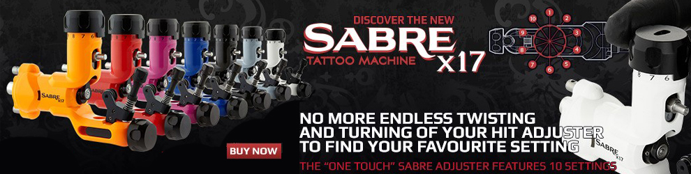 Sabre X17 Rotary Machine