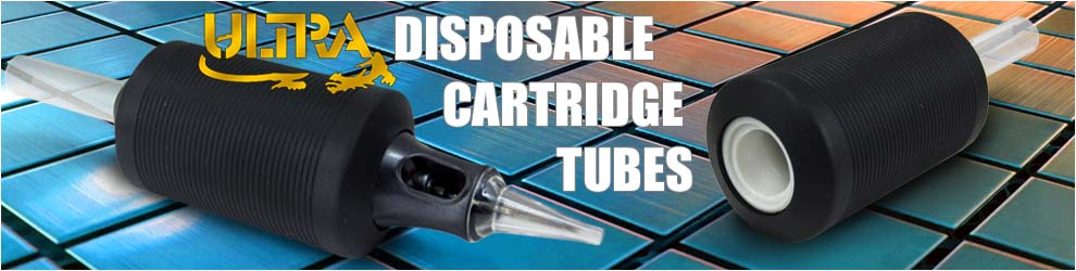 Ultra Cartridge Disposable Tubes