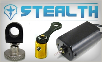 Stealth Replacement Parts