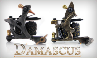 Damascus Series Tattoo Machine