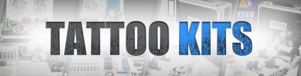 Tattoo Kits - Worldwide Tattoo Supply