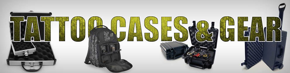 Travel Cases & Backpacks