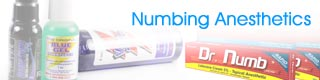 Numbing Ointments
