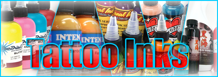 Dynamic Inks Purple Tattoo Inks