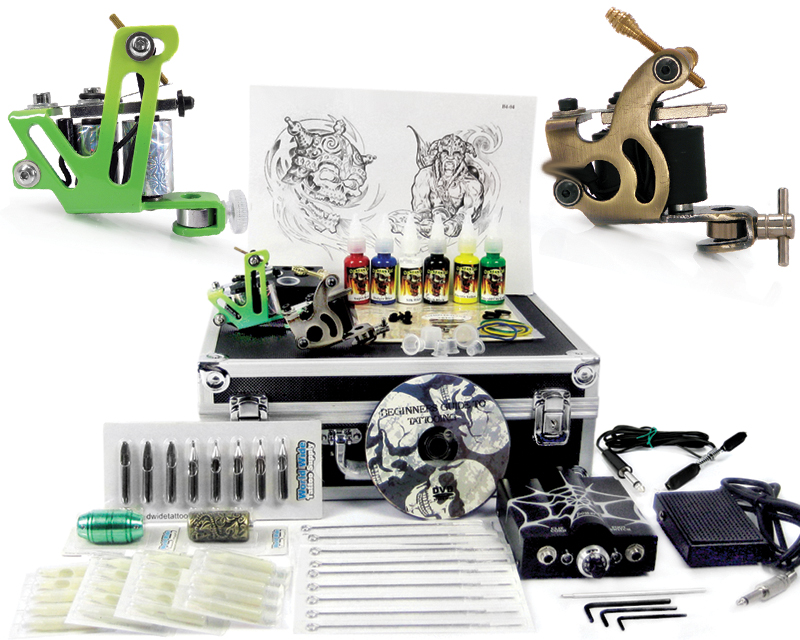 Apprentice Tattoo Kit 1 Apprentice Tattoo Kit With Case Tattoo Kits Worldwide Tattoo Supply Check out our tattoo kit selection for the very best in unique or custom, handmade pieces from our tattooing shops. usd