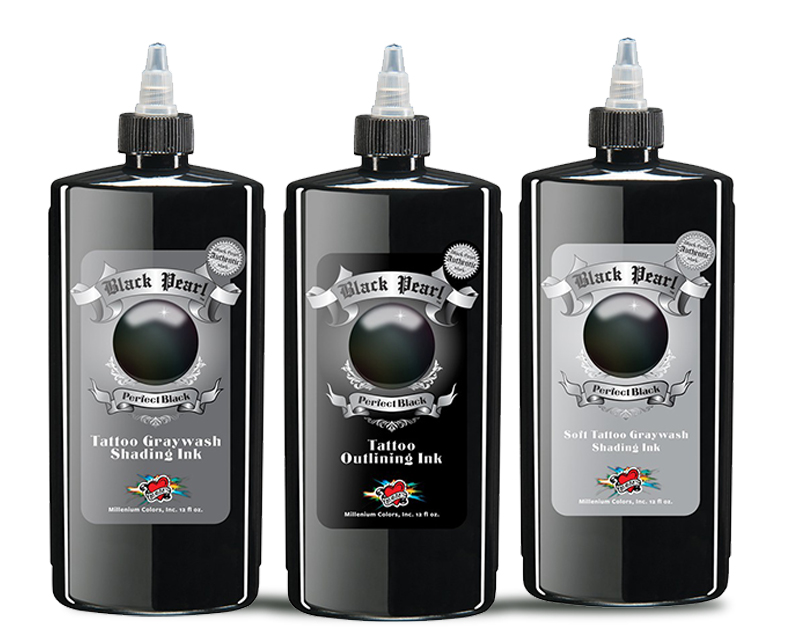 Black pearl moms ink tattoo inks worldwide tattoo supply for Cheap moms tattoo ink