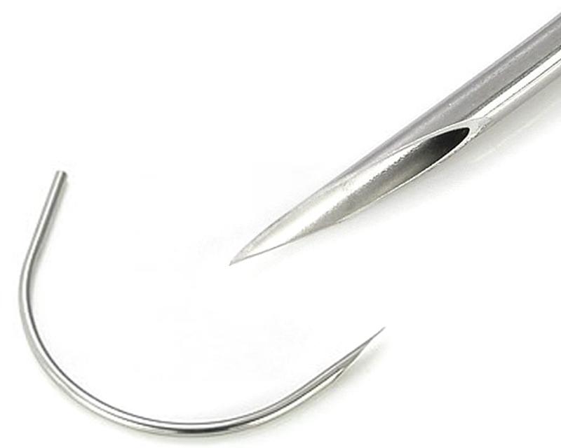 Curved Piercing Needles Piercing Needles Piercing Supplies
