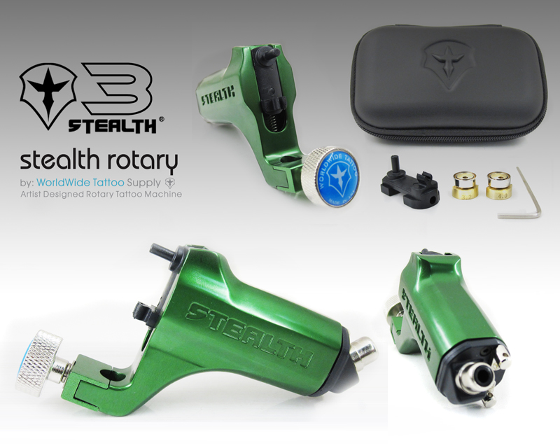 Stealth 3 0 Green Stealth 3 0 Rotary Rotary Machines