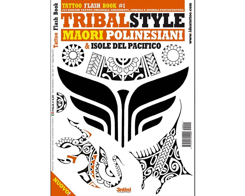 Tattoo Flash Maori: Maori & Polynesian Tattoo Flash Book