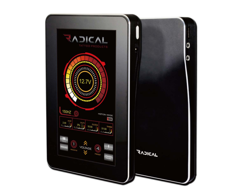 Radical Power Supply - Digital Power Supplies - Power Supplies ...