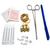 Naval Piercing Kit (Belly)