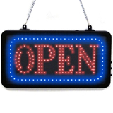 OPEN Store Sign