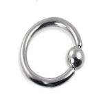 Stainless Steel Captive Ring