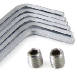 Allen Grip Screws & Allen Keys