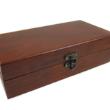 2 Machine Wooden Case