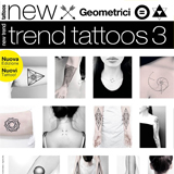 Geometrics Tattoo Reference Book