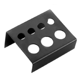 Black Tilted Ink Cup Holder