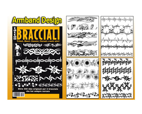 Armband Design Flash Book